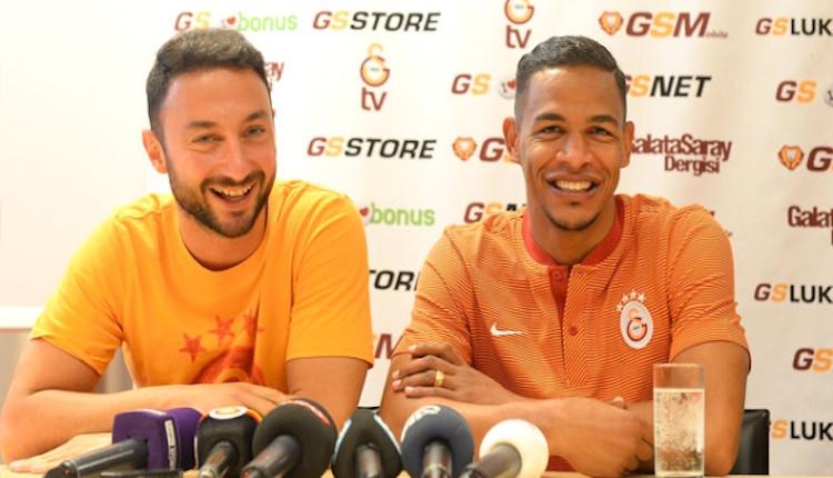 Galatasaraylı Fernando, Alex de Souza hayranı çıktı