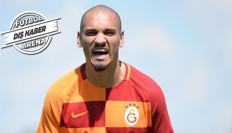Galatasaraylı Maicon eski kulübü Porto'ya dava açtı