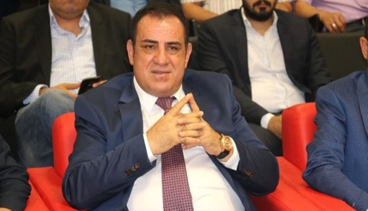 Gaziantepspor'da eski başkan İbrahim Kızıl'a tehdit suçlaması