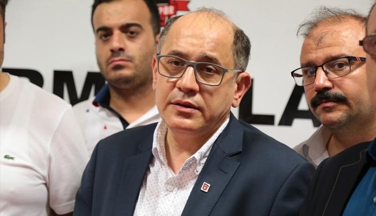 Gaziantepspor'da yabancı futbolcular maça çıkmadı! Başkan çıldırdı...