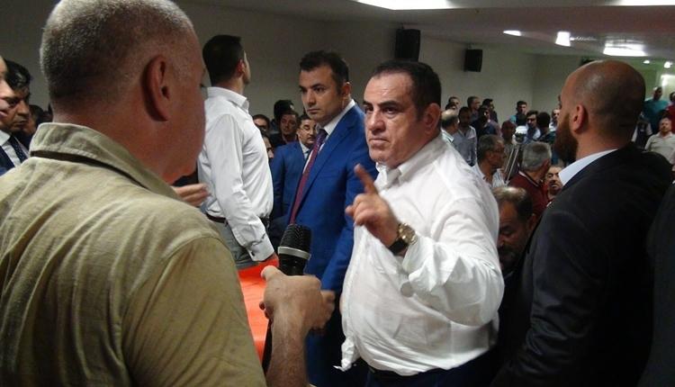 Gazintepspor kongresi çıkan olaylardan dolayı iptal oldu