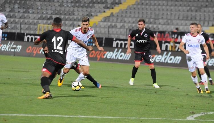 Gençlerbirliği 1-1 Karabükspor maçı özeti ve golleri - İZLE