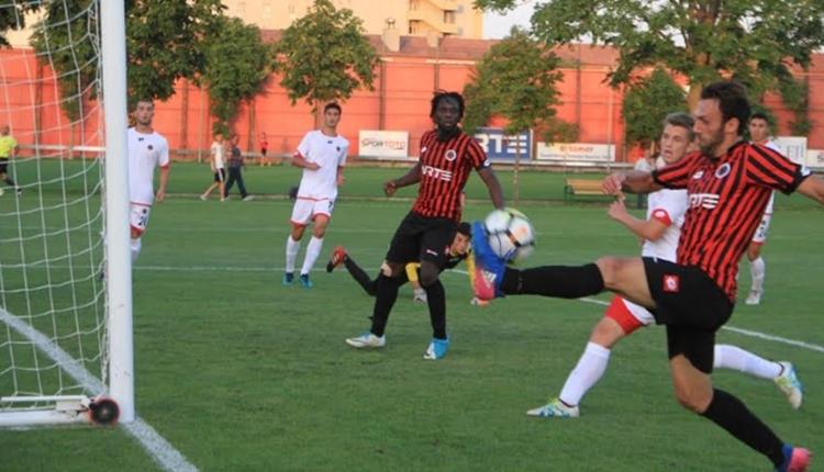 Gençlerbirliği, Karabükspor maçı öncesi gol yağdırdı
