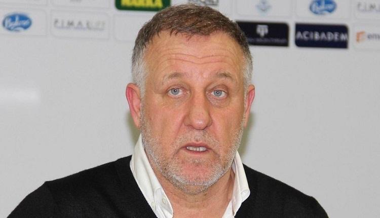 Gençlerbirliği'nin yeni teknik direktörü Mesut Bakkal oldu