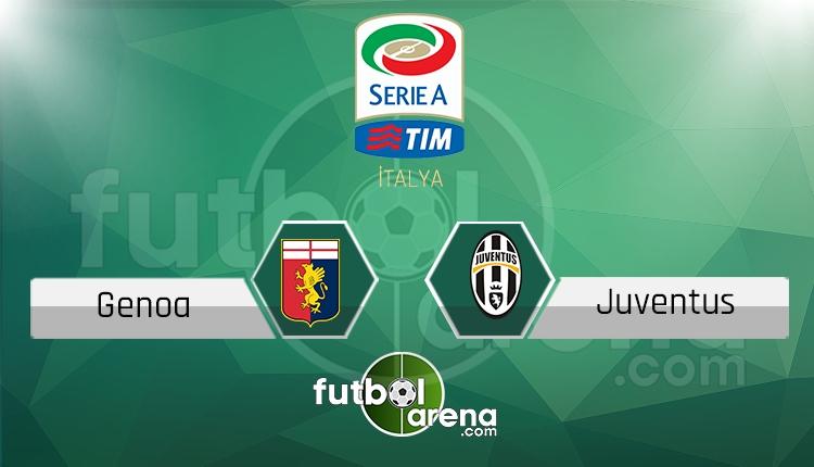 Genoa Juventus canlı skor, maç sonucu - Maç hangi kanalda?