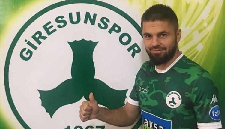 Giresunspor Fatih Atik'i transfer etti