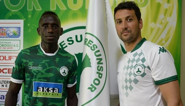 Giresunspor transferde kaleci Fevzi Elmas'i kadrosuna kattı