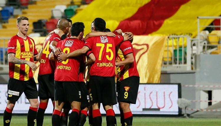Göztepe 3-2 Trabzonspor maç özeti ve golleri