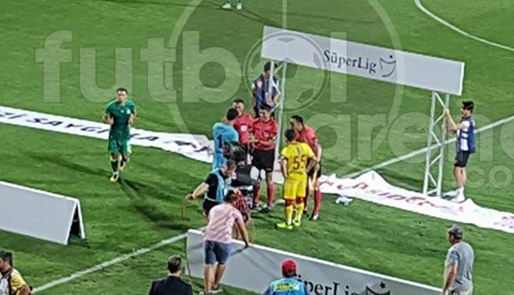 Göztepe - Fenerbahçe maçı öncesi Sabri ile Volkan yine el sıkışmadılar