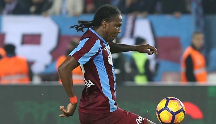 Göztepe, Trabzonspor'dan Rodallega'yı transfer etmek istiyor