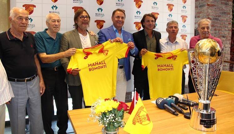 Göztepe'ye yeni sponsor