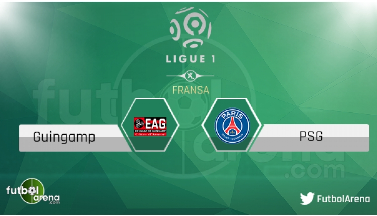 Guingamp - PSG maçı saat kaçta, hangi kanalda? Şifresiz izle