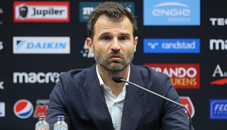 Igor Tudor, Club Brugge hocasına taktik mi verdi?