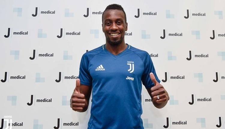 Juventus, Blaise Matuidi transferini açıkladı