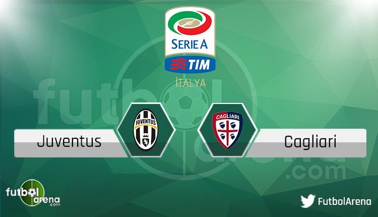 Juventus - Cagliari maçı saat kaçta, hangi kanalda? Şifresiz canlı izle
