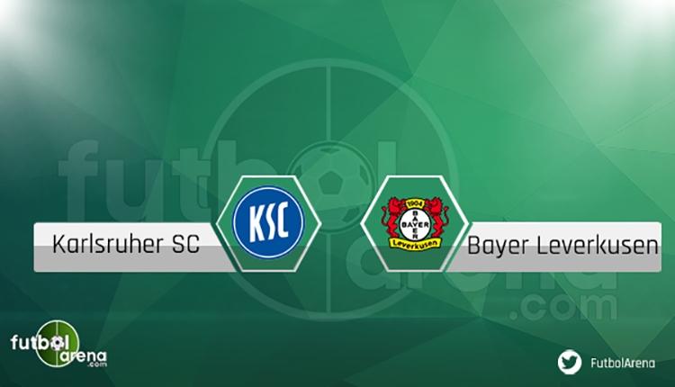 Karlsruher - Leverkusen maçı saat kaçta, hangi kanalda? (Canlı)