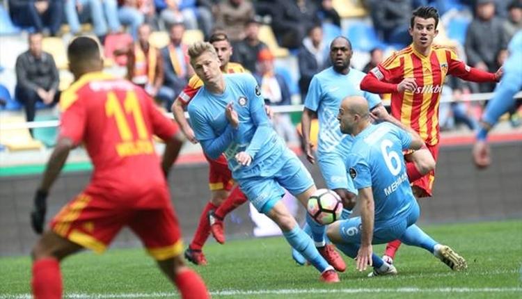 Kayserispor - Osmanlıspor maçı bilet fiyatları