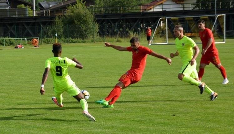 Kayserispor'da Galatasaray maçı mesaisi başladı