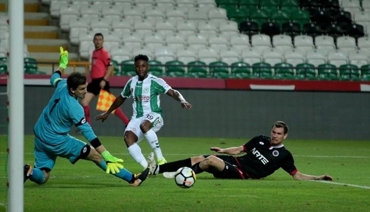 Konyaspor 3-0 Gençlerbirliği maç özeti ve golleri (İZLE)