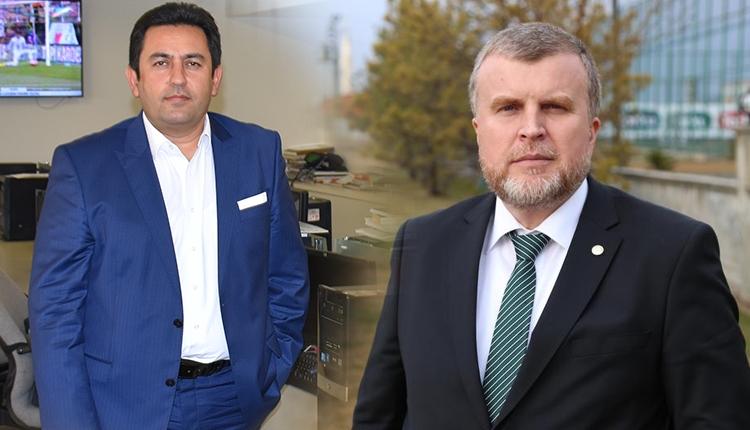 Konyaspor Başkanı Ahmet Şan'a çağrı!