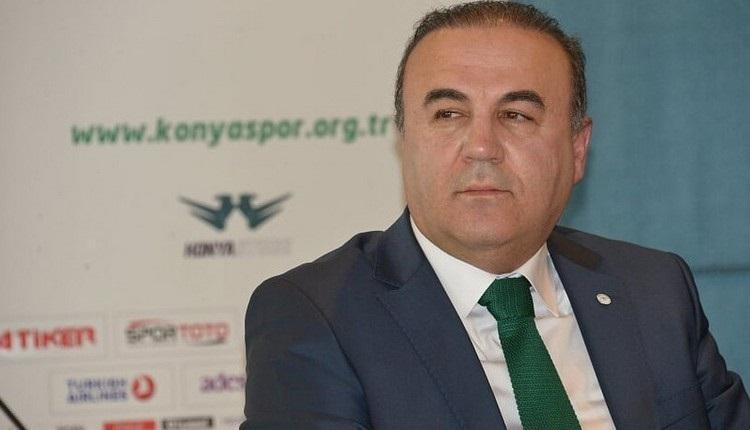 Konyaspor'da Ahmet Baydar'ın cezası kaldırıldı