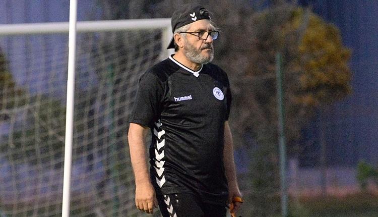 Konyaspor'da Mustafa Reşit Akçay'dan Avrupa Ligi yorumu