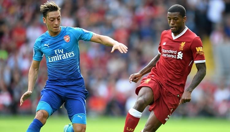 Liverpool 4-0 Arsenal maç özeti ve golleri (İZLE)