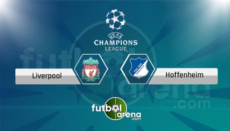 Liverpool - Hoffenheim maçı saat kaçta, hangi kanalda? Şifresiz canlı izle