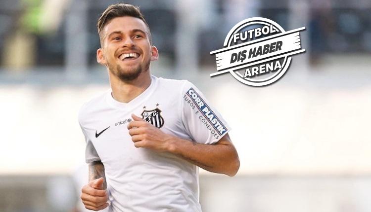 Lucas Lima'dan Fenerbahçe açıklaması