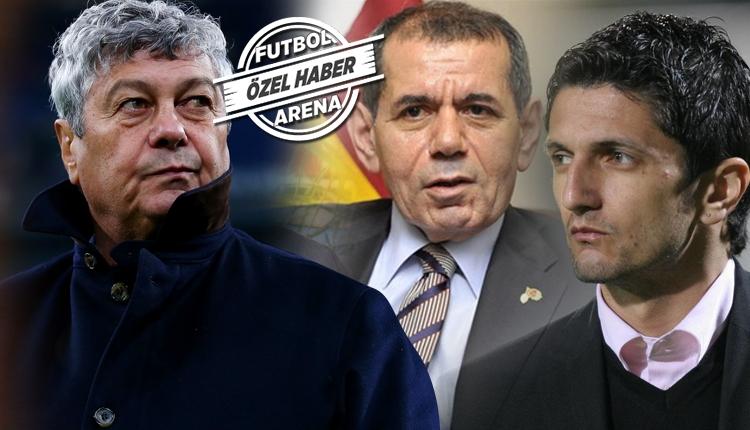 Galatasaray'da Lucescu - Dursun Özbek görüşmesindeki gerçekler