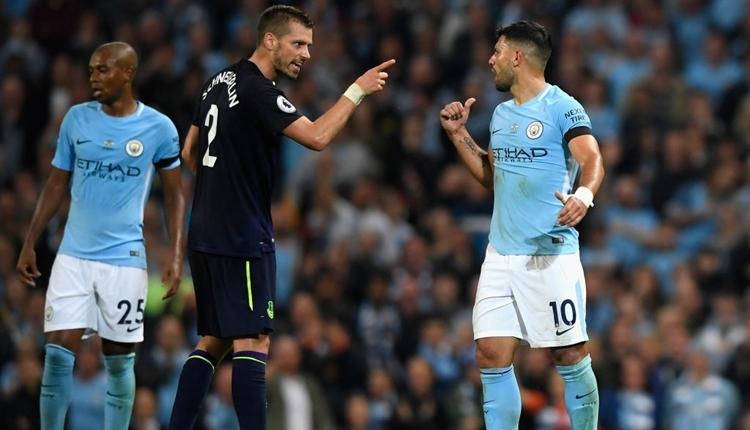 Manchester City 1-1 Everton maç özeti ve golleri (İZLE)