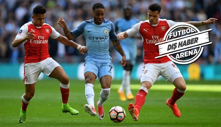 Manchester City ile Arsenal arasında dev takas!