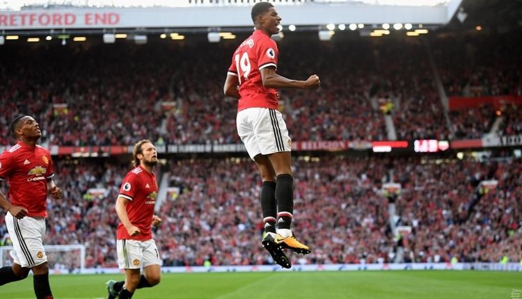 Manchester United 2-0Leicester City maç özeti ve golleri (İZLE)