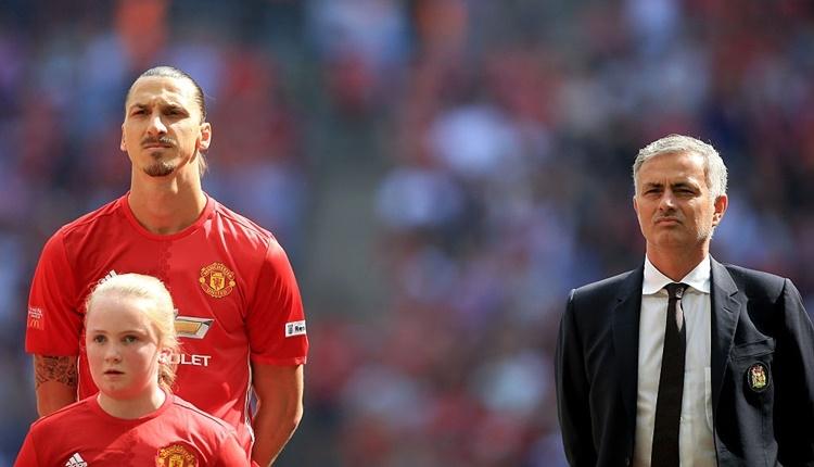 Manchester United'ta Zlatan Ibrahimovic heyecanı