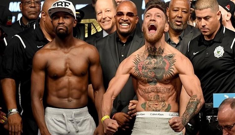 Mayweather McGregor maçını canlı izle