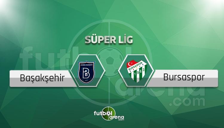 Medipol Başakşehir - Bursaspor maçı saat kaçta, hangi kanalda? Eksikler ve cezalılar