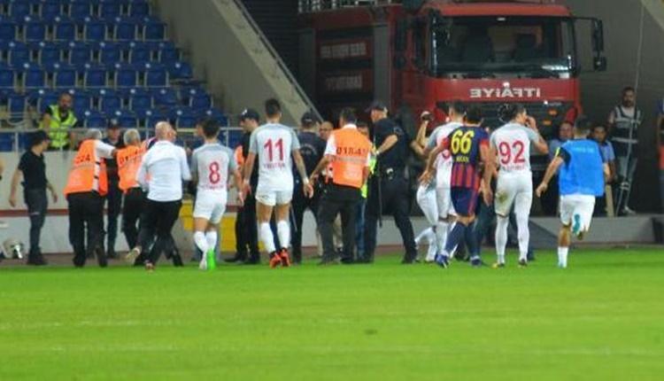 Mersin İdmanyurdu - Amedspor maçı sonrası Deniz Naki'den açıklama