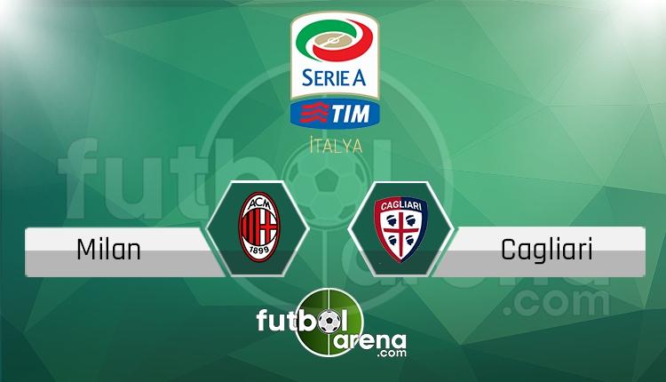 Milan Cagliari canlı skor, maç sonucu - Maç hangi kanalda?