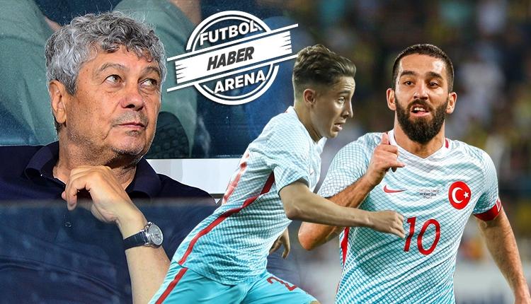 Mircea Lucescu oynamayan 5 futbolcuyu çağırdı