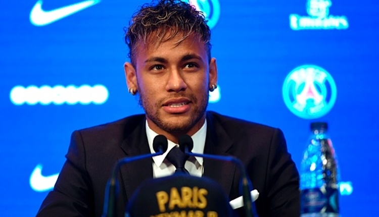 Neymar'dan PSG'ye transferi için ilk sözler