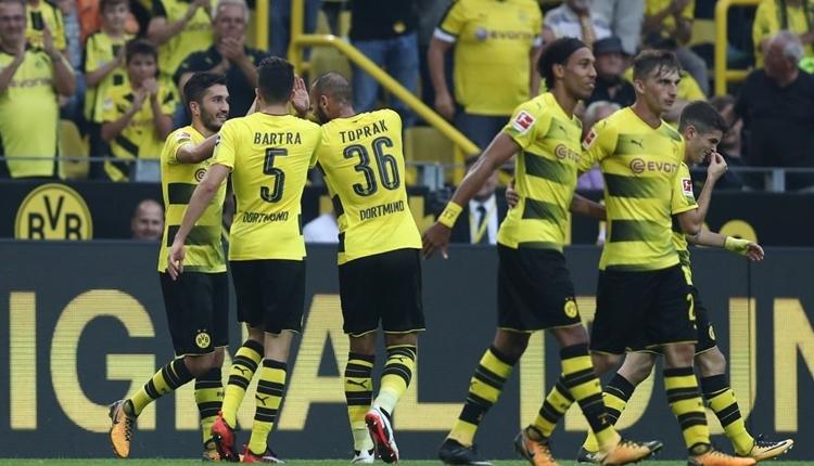 Nuri Şahin attı, Dortmund kazandı