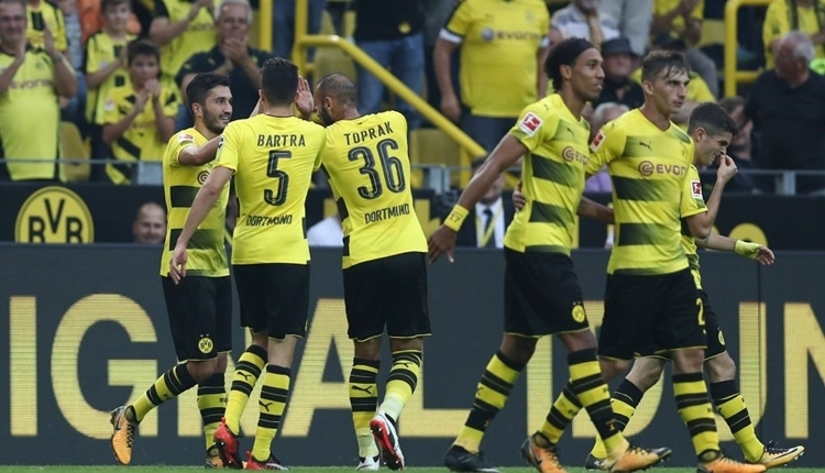 Nuri Şahin, Borussia Dortmund'da haftanın en iyisi
