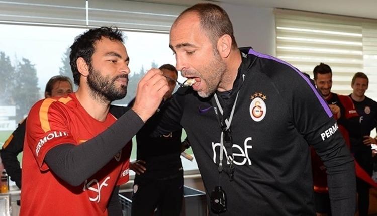 Osmanlıspor - Galatasaray maçında Tudor'dan Selçuk İnan tercihi
