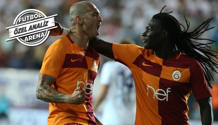 Osmanlıspor - Galatasaray maçında kim, nasıl oynadı?