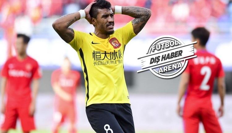 Paulinho'dan Barcelona itirafı!