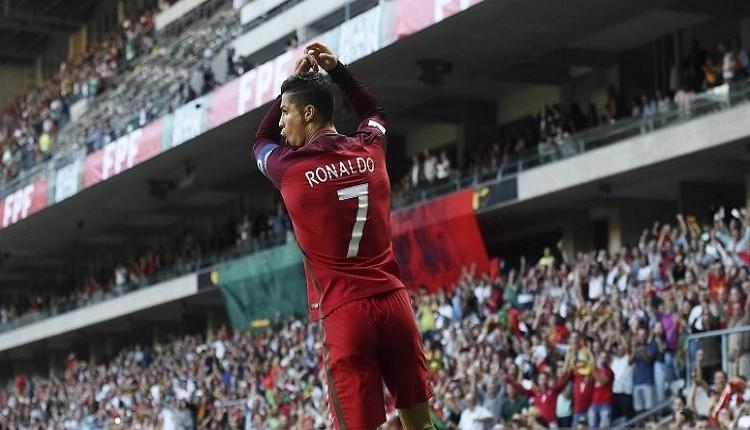 Portekiz 5-1 Faröe Adaları maç özeti ve golleri (İZLE)
