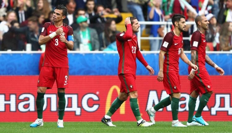 Portekiz Milli Takım kadrosu açıklanadı! Sürpriz...