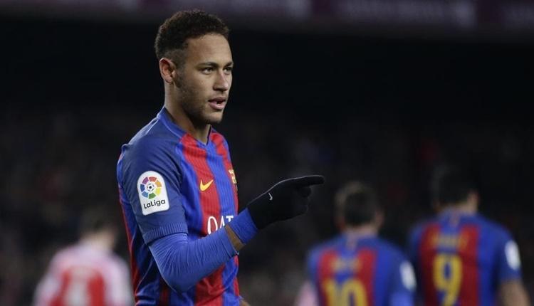 Barcelona, Neymar'ın PSG'ye transferini açıkladı