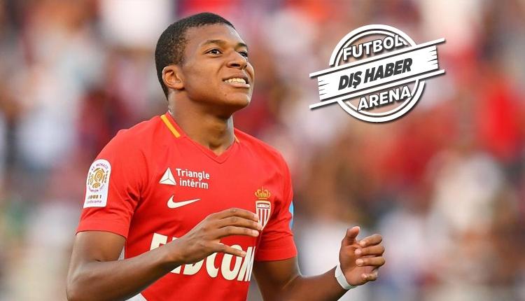 PSG rekor Mbappe transferini resmen duyurdu