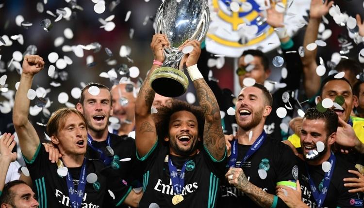 Real Madrid 2-1 Manchester United maçı özeti ve golleri - İZLE